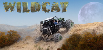 WildCat Off-Road Park Campground Map